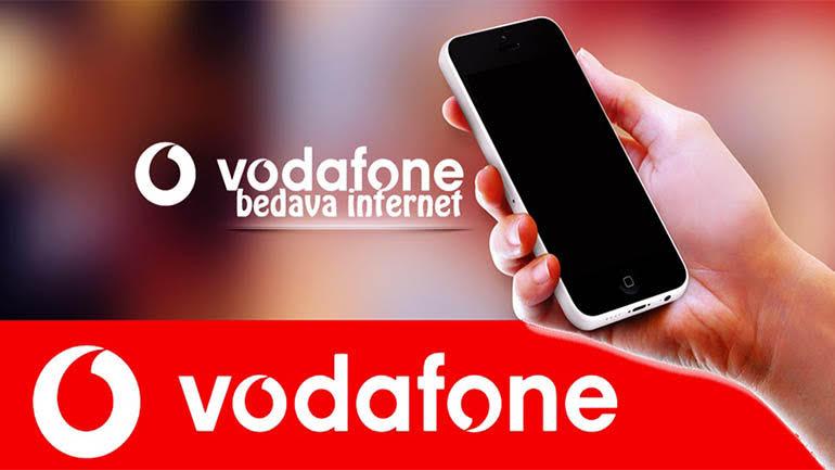 Vodafone Bedava İnternet Paketi Yapma Hilesi Faturali Faturasiz 1